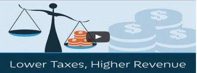 Less Taxes, More Money