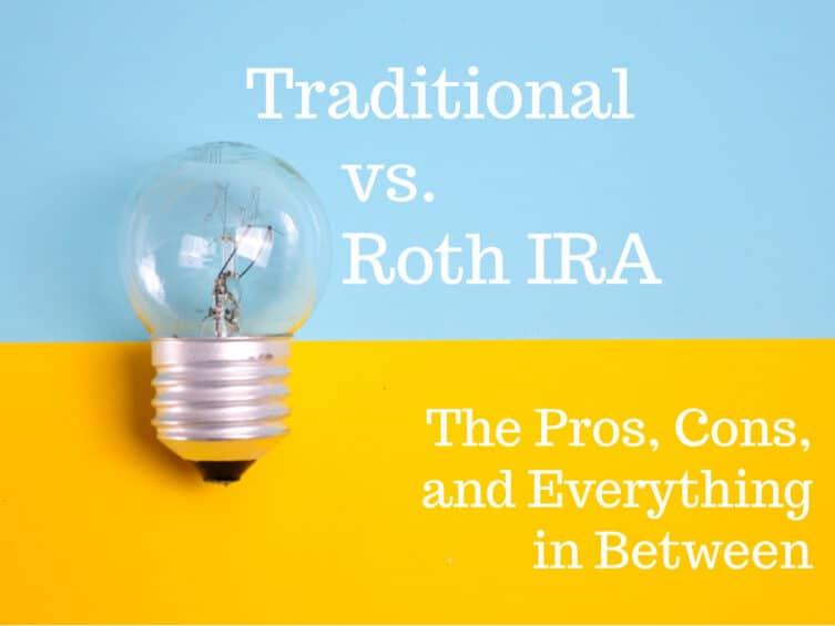 Traditional vs. Roth IRA