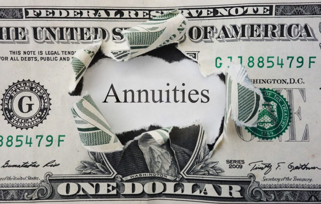 Annuities can be a good option for retirement income...if done with the right guidance.